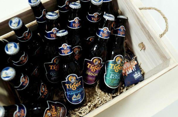 Tiger Beer Tiger District