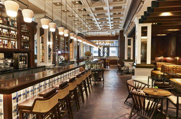 The Bar at 15 Stamford