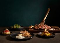 The Black Swan's new dining menu