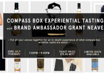 Compass Box Experiential Tasting