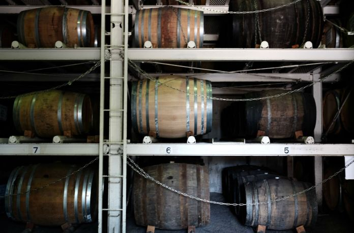 mars shinshu aging warehouse