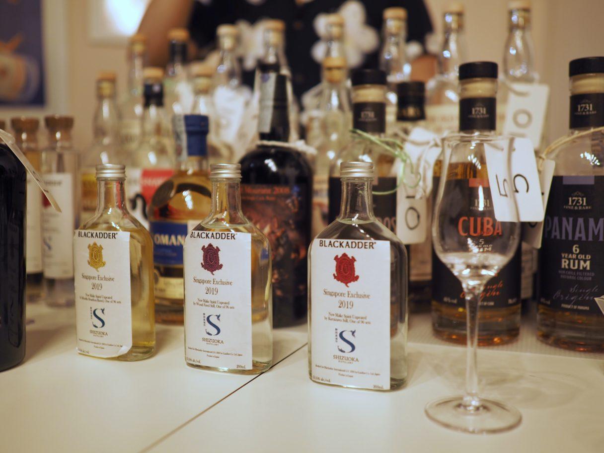 BLACKADDER Whisky Tasting