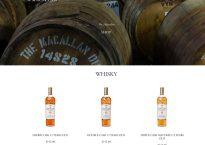 new Macallan online store