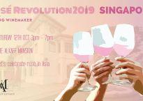 Rosé Revolution Singapore 2019