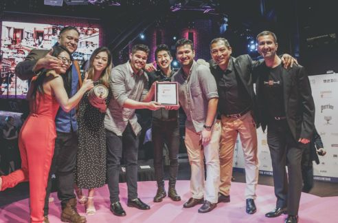 The Bar Awards Singapore 2019 - The Old Man Singapore