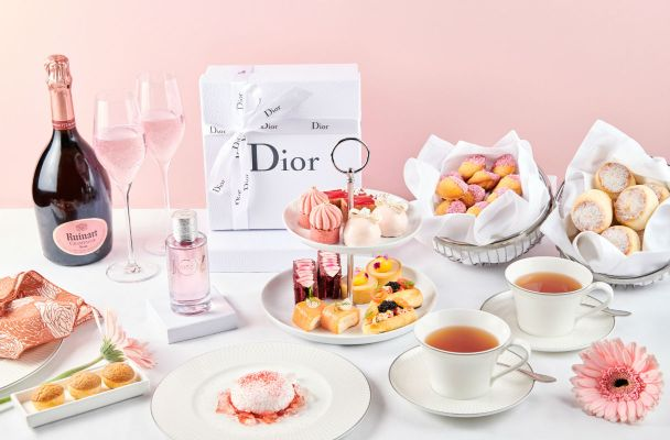 An Afternoon Tea for the Senses