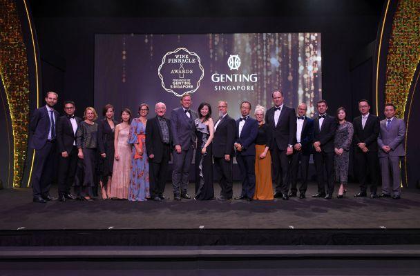 Wine Pinnacle Awards 2019