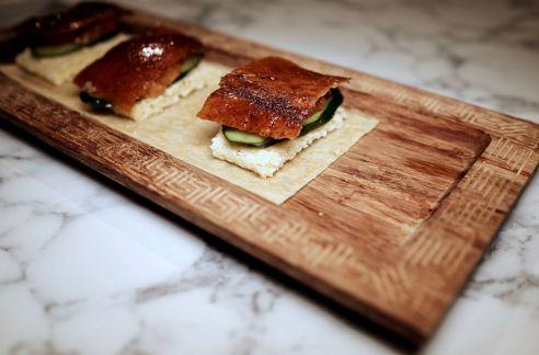 Kai Duck - recently opened restaurant