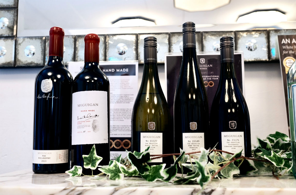 Octopus Distribution Networks To Distribute Mcguigan Wines In Singapore Spirited Sg Mcguigan furniture has been trading for over 30 years supplying handcrafted, irish made furniture to the hospitality industry. distribute mcguigan wines in singapore