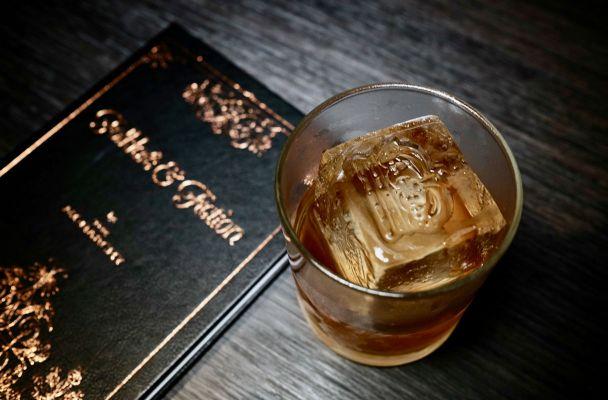 the monarchy cocktail menus