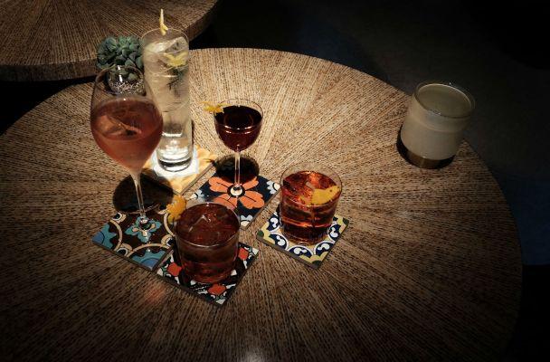 MO Bar Vermouth Happy Hour