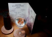 Operation Dagger new menu cocktails