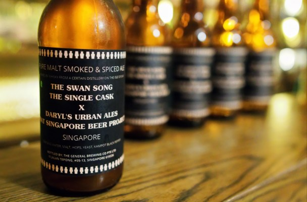 whisky-inspired beer