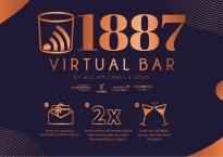 1887 Virtual Bar