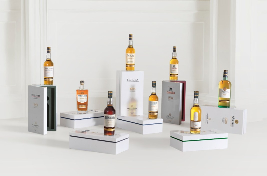 Diageo Prima & Ultima Collection