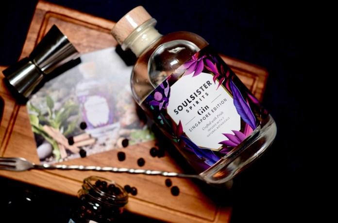 drinkspotting august 2020 - soulsister spirits gin
