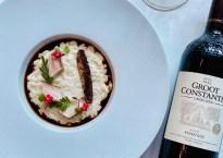 Zafferano Groot Constantia wine dinner