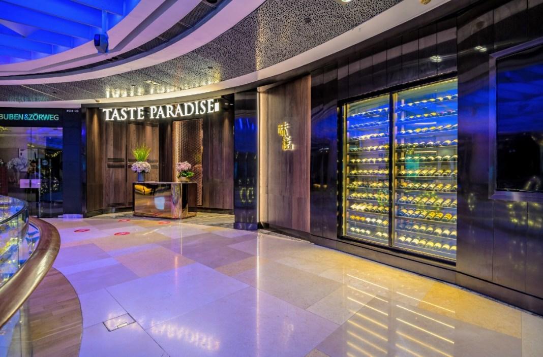 Taste Paradise Ion Orchard