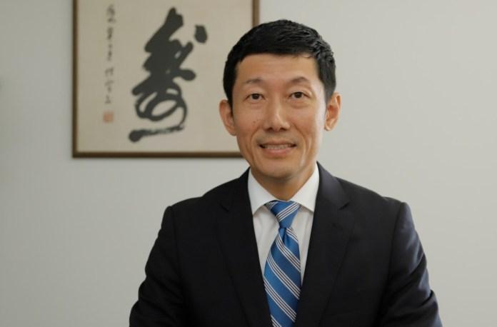 Fujuku Sake Brewery CEO Yasufuku Takenosuke