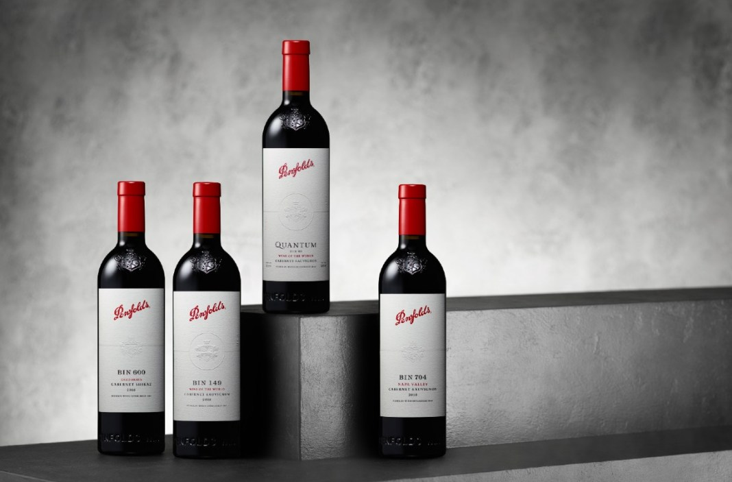 Penfolds California wine collection