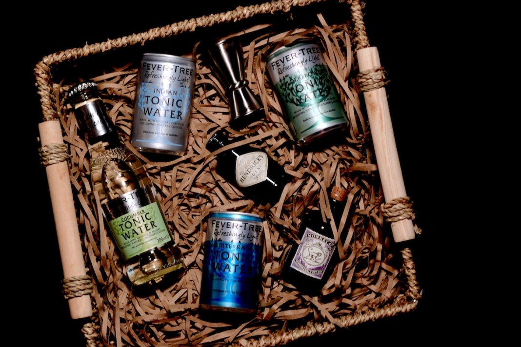 Fever-Tree Refreshingly Light tonic waters