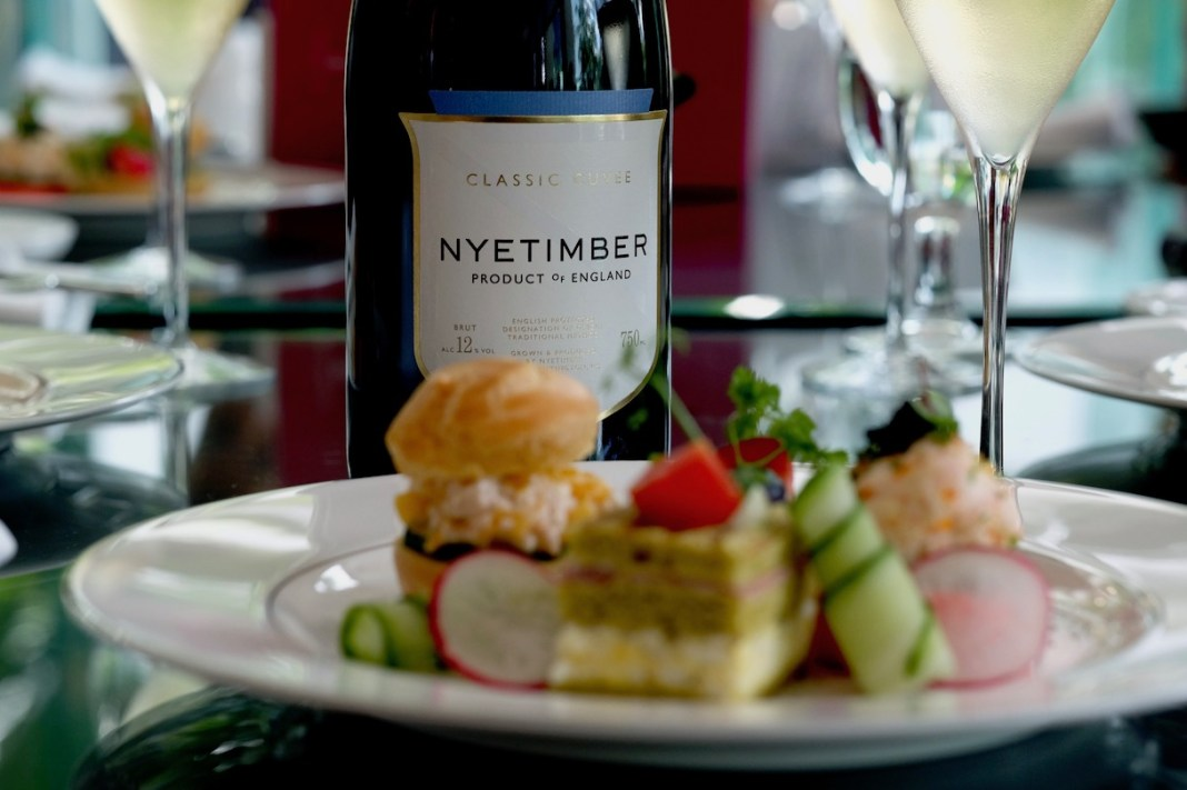 Nyetimber High Tea Experience