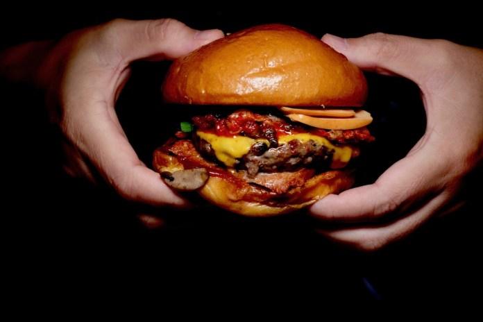 Wildfire Korean Army Stew Burger
