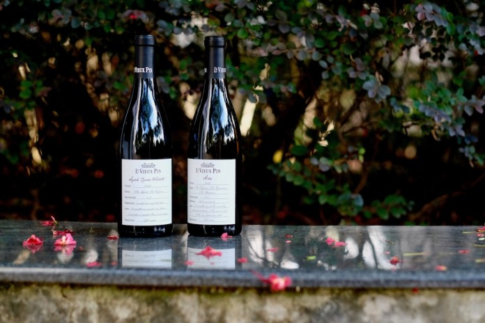 Le Vieux Pin wines