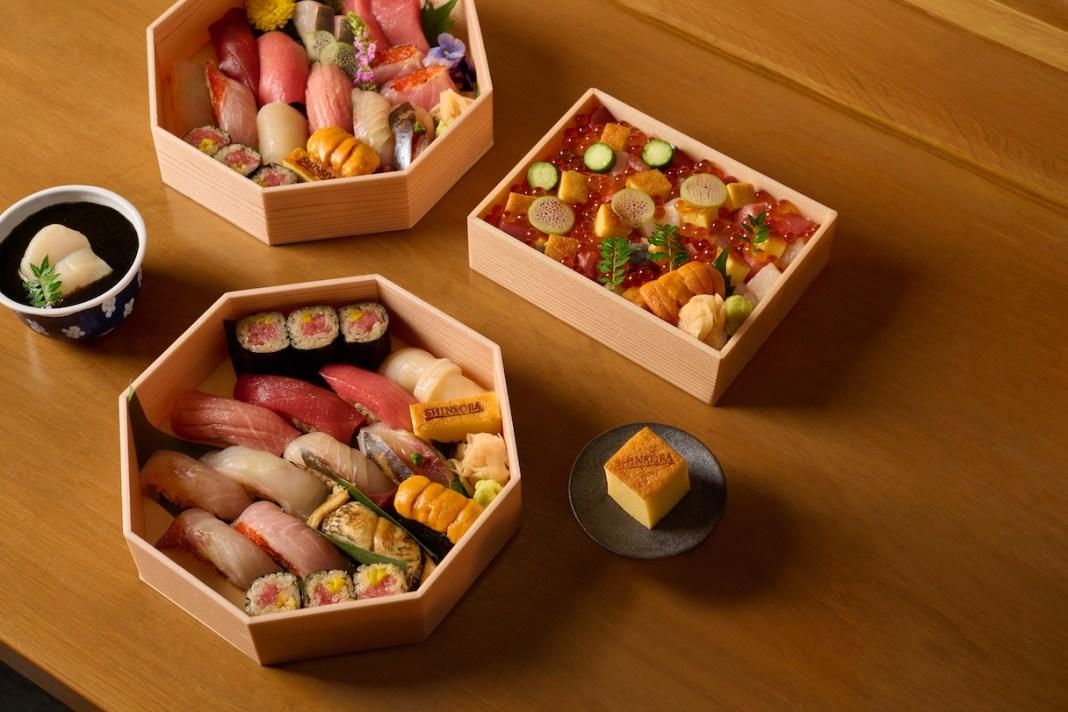 Shinsora Takeaway Delivery