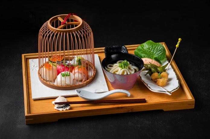 Chura Sushi Bar - Chura Ladies Set