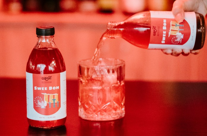 GudSht National Day cocktails - Swee Boh