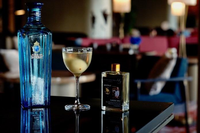 MO Bar Nomadic Cocktail Odyssey The Diplomat Tuxedo +852