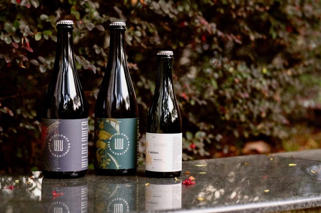 Wildflower Brewery & Blending cult sour beers