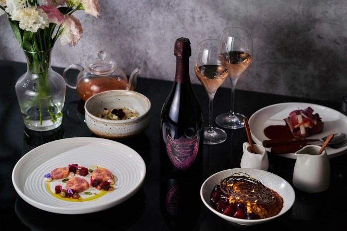 Dom Pérignon Rosé Experience Dinner at Origin Grill