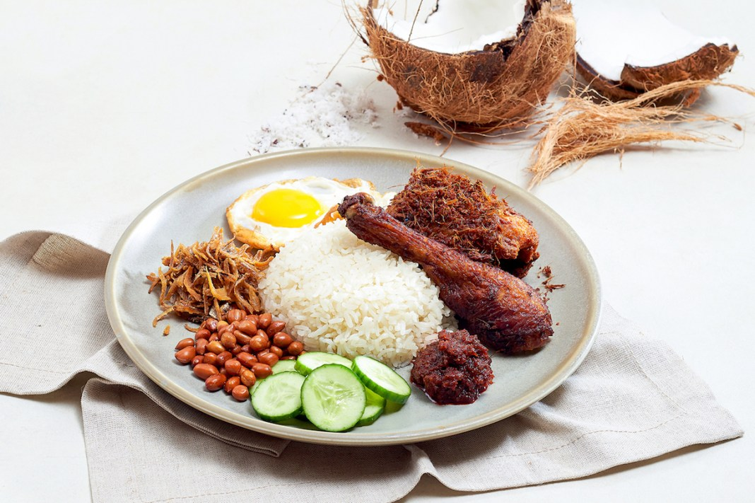 Michelin Bib Gourmand 2021 - The Coconut Club