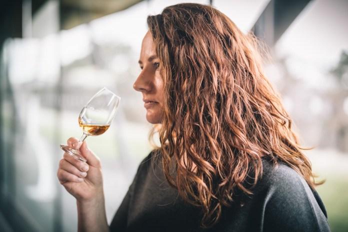 Macallan Whisky Maker Polly Logan