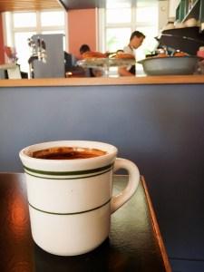 Der Kaffee lässt mein Herz höher schlagen