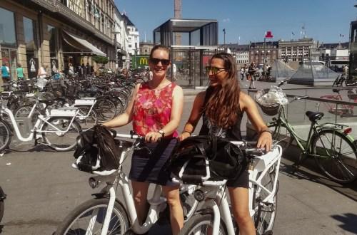 Wir hatten echt unsere Freude mit den E-Bikes von Bycyklein