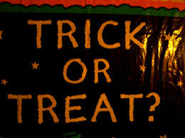 Tricks Only No Treats -- The Real Truth about Halloween