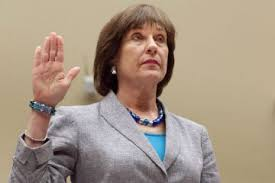 Lois Lerner -- Former IRS attorney/special agent
