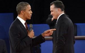 Romney-Obama 2012 Debate