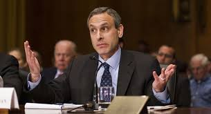 Former IRS Commissioner Douglas Shulman testifying in Special Congressional Hearing