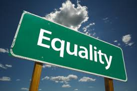 Equality of treatment in no way guarantees equality of outcomes.