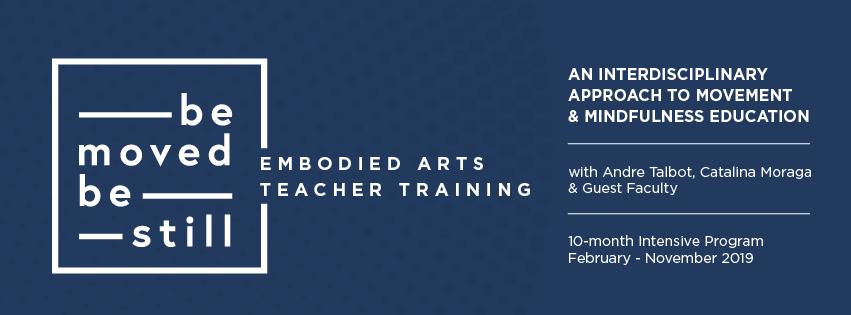 Embodied Arts Teacher Training