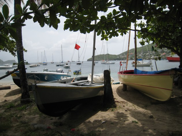 Some lovely touristy islands (Bequia, Saint Vincent and the Grenadines)