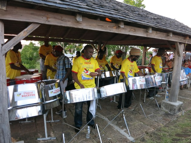 The music (Antigua)