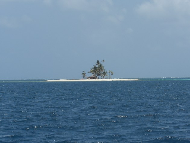 1-island along the way