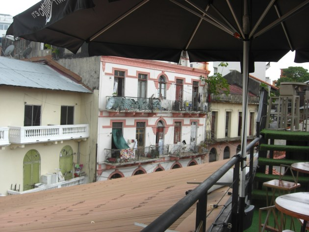 3-hotel view to old city