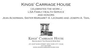 Kings Carriage House