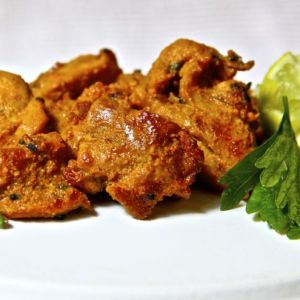 Chicken Achari Tikka